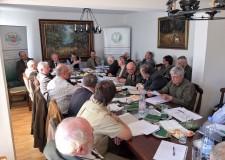 Az OMVK Elnökségének ülése, 2017. március 17.