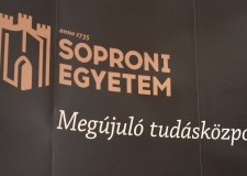 A Soproni Egyetem minden ízében környezettudatos