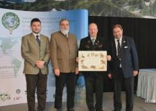 Die Verleihung des Edmond Blanc Preises 2017 an die Gyulaj AG durch CIC_13. 05. 2017