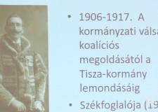 """""""Meglátszott rajta a huszártiszt"""" – Dr. Demeter Zsófia előadása Széchenyi Viktorról a Széchényiek Sárpentelén tudományos konferencián_2017.04.25"""