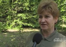 """""""Ez az Arborétum az erdészek ajándéka Kecskemét városának!"""" – Interjú Makra Zsuzsával, a KEFAG Zrt. PR referensével a Kecskeméti Arborétumban rendezett foglalkozáson – 2017.05.11"""