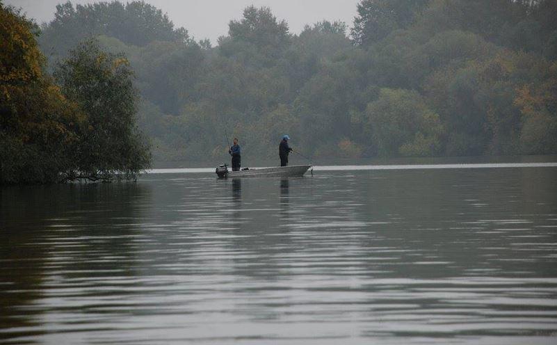 Lassan kezdődik a küszívás – Vízállás /Tisza-tó – 2017.05.21