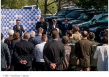 Több mint 400 millió forintból bővült a MOHOSZ gépjárműflottája – 2017.05.04