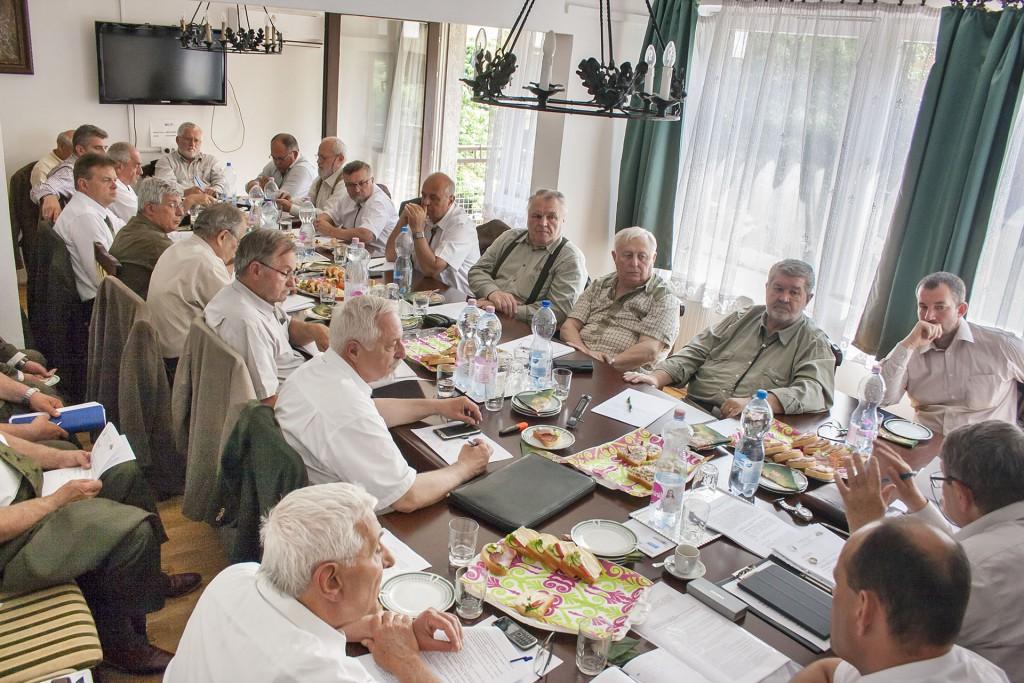 OMVK-OMVV összevont elnökségi ülés (2017. május 23.)