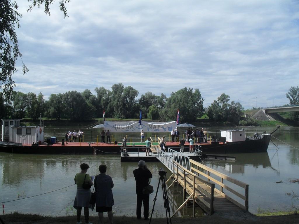 A folyó, amely összeköt – Nemzetközi Duna Napon mutatkozott be a SEFAG Zrt._2017.06.30