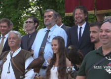 Életképek és ünnepi köszöntők az Érett Bor és a Vadászat Ünnepén, Sümegen