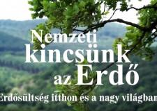 A Nemzeti Kincsünk az Erdő filmsorozat a IV. Nemzetközi Természetfilm Fesztiválon, Gödöllőn – 2018. május 25-27.