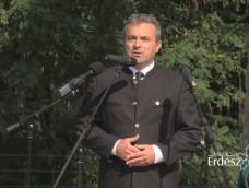 Káld-Hidegkúti Kisboldogasszony kápolna átadása_Bugán József köszöntő beszéde_2017.09.09