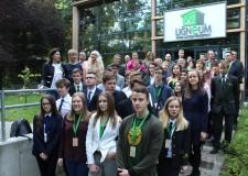 Tíz ország részvételével zajlott Sopronban az európai erdőismereti tanulmányi verseny_2017.09.29