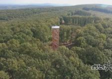 26 méter magas kilátót adott át az Ipolyerdő Zrt._2017.10.11