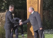 Kaán Károly születésének 150. évfordulója és a Debreceni Nagyerdő védetté nyilvánításának 78. évfordulója alkalmából rendezett ünnepség_2017.10.10