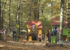 Budakeszi Vadaspark Erdészeti Játszóterének ünnepélyes átadó eseménye – 2017.10.20