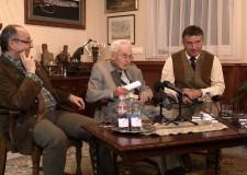 2017.10.27 – A HAZAI VADÁSZ itt forgatott: Vadászirodalmi est Dr. Mess Béla emeritus Professzorral