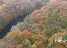 """Gyönyörű őszi képek a Hubertlaki """"Gyilkos"""" tóról és környékéről – 2017.11.03"""