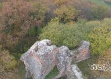 Madárszemmel – A Kereki-vár és környéke – 2017. november