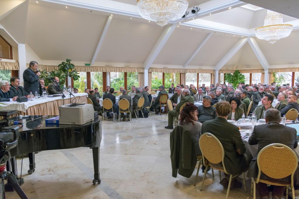 Az OMVK rendkívüli küldöttközgyűlése, 2017. december 11., fotó - OMVK, ...