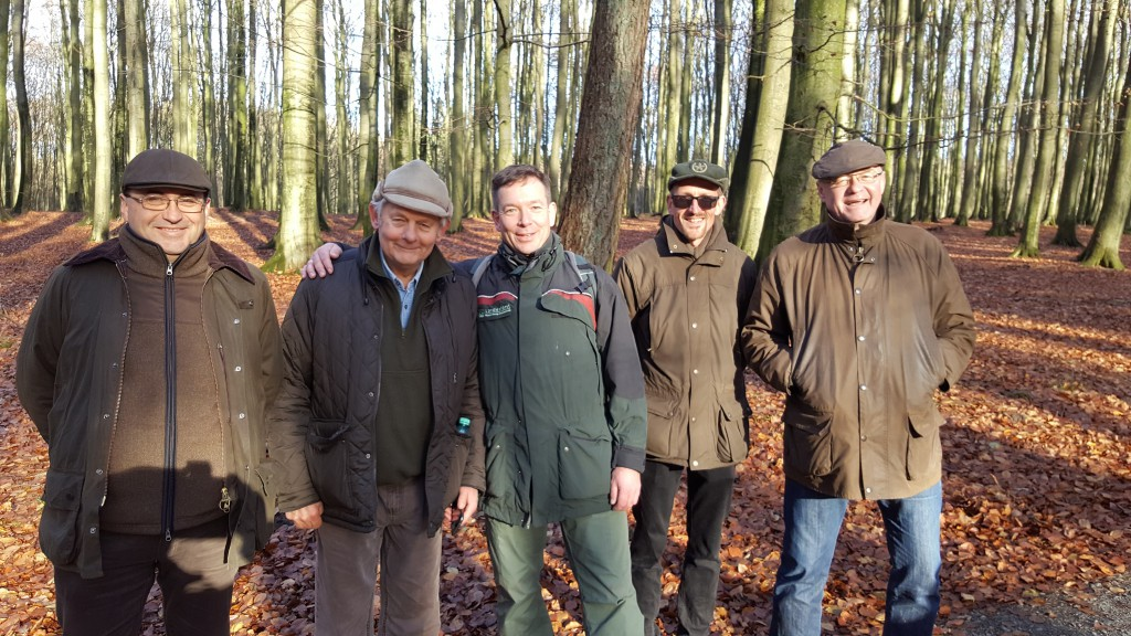 30 év közös munka, tapasztalatcsere és örök barátság az Egererdő Zrt. és a Mecklenburg-Vorpommerni államerdészet között – 2017.12.11.