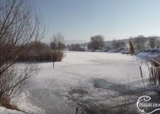 Téli horgászat – Tisza-tó – 2017.12.12.