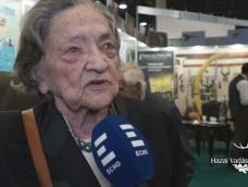 Interjú Mangi nénivel a 25. FEHOVA-n – 2018.02.15.