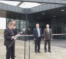 Schmidt & Bender Hungária Kft. tenki üzemcsarnokának átadása – 210.- 2018.04.14-i adás
