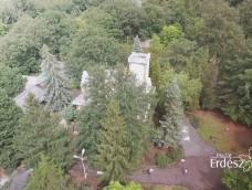 Madárszemmel – A Borhy Kastély és környéke, Gyöngyöstarja – 2018. június