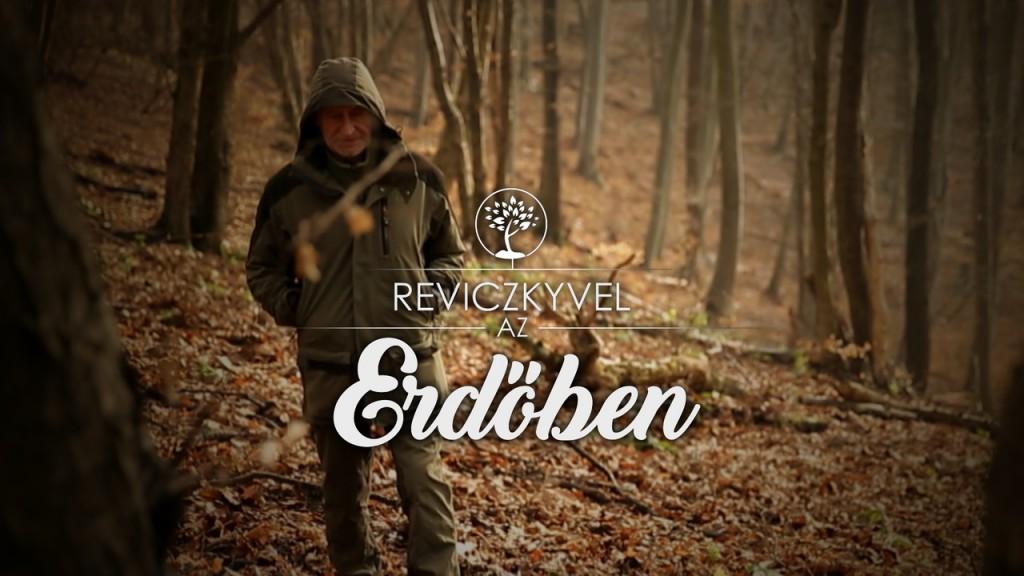 M5 TV csatorna – 2018.10.07 vasárnap 18 óra – Reviczkyvel az Erdőben – Dupla epizód!