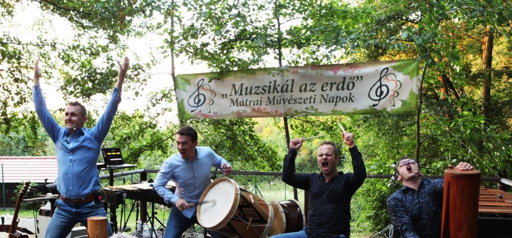 """""""Muzsikál az erdő"""" a Körösök völgyében"""