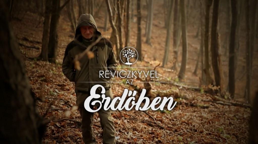 M5 TV csatorna – 2018.10.28 vasárnap 19:30 óra – Reviczkyvel az Erdőben – Dupla epizód!