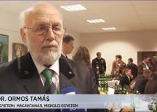 Dr. Ormos Tamás egyetemi magántanár – Sopronról, Selmecről, Miskolcról – 2018.12.07-08