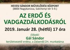 Programok a Zalaerdő Zrt.-nél