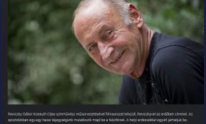 Újra nézhető! – MTVA M5 csatornán szerdánként 11:40 órakor – Reviczkyvel az Erdőben I. évad 12 epizódja