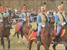 Március 15-i ünnepi megemlékezés a KEFAG Zrt. Nyíri erdejében – 2019.03.15.
