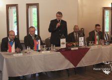 V4 Vadászati Konferencia Bélmegyeren – Dr. Jámbor László – 2019.05.14-16.