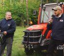 Erdőfelújítás ápolásának bemutatása távvezérelésű, önműködő rézsűjáróval és keskeny nyomtávú traktorokkal- Bajnai Mihály, az Agrolánc Kft. képviseletében – 2019.05.16.