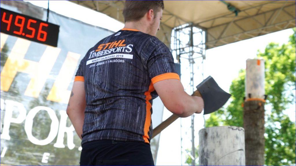 2019.06.07 – STIHL Timbersports Nemzeti Bajnokság – Harley-Davidson Open Road Fest · Alsóörs – Életképek – I.