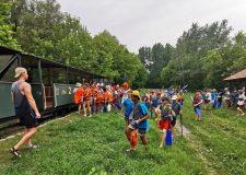 170 vízi vándortáborozó diák vette be Gemencet