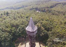 Madárszemmel – Várhely-kilátó és környéke Sopron – 2019. július