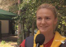 Futócéllövő Európa-bajnokság – Galina Avramenko ukrán versenyző – 2019.07.08-15.