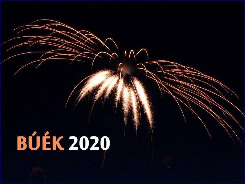 Boldog Új Évet kívánunk Nézőinknek és Olvasóinknak! – BÚÉK – 2020