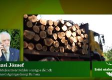 Interjú Luzsi József NAK alelnökkel – Előzetes e heti műsorunkból: 04.25 szombat 12:50 – M5 TV