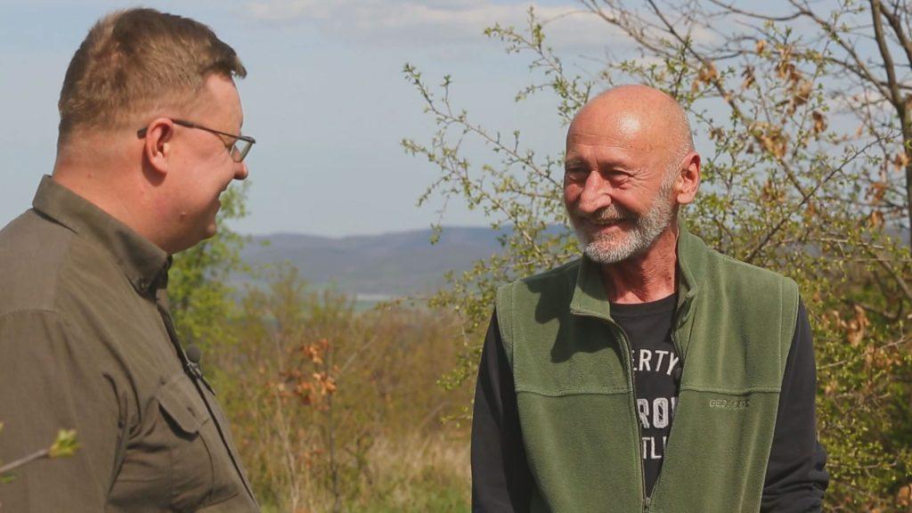 M5 TV – Erdei utakon – Reviczky Gáborral – Ajánló – 2020/16. adás – 2020.05.16. szombat 12:55