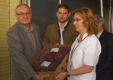 M5 TV – Vadhús-adományozás a Kaposvári kórháznak – 2020/21. adás – 2020.06.20.